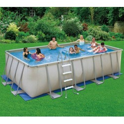 Piscine Tubulaire Garden Leisure Fun L.5,48m x l.2,74m x h.1,32m