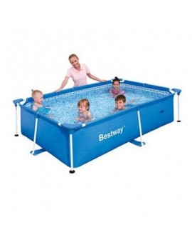 Piscine Tubulaire rectangulaire Bestway My first Frame Pool L.2,21m x l.1,50m x h.0,43m