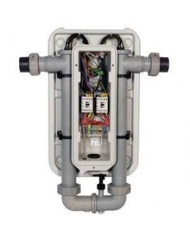 Réchauffeur électrique en U Zodiac 18 kW Titane Tri