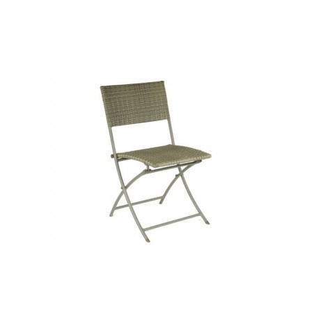 Lot de 2 chaises pliantes Dolly