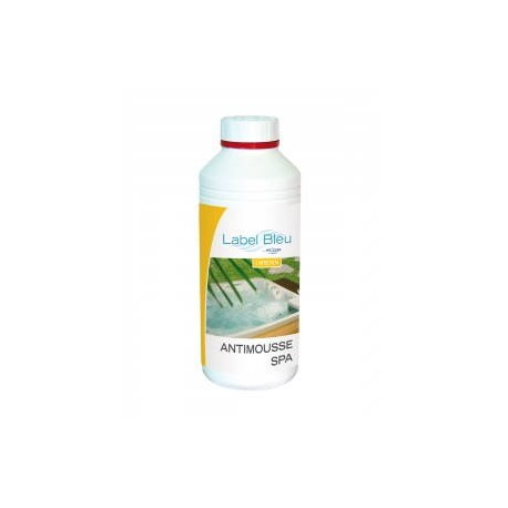 Antimousse spa Label bleu