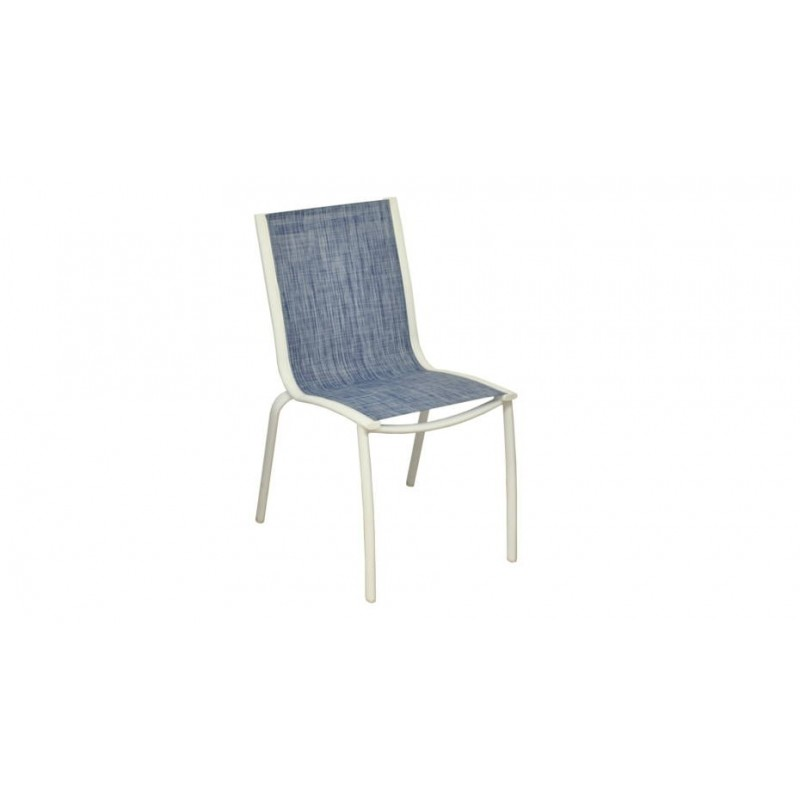 Chaise exterieur design for Chaises empilables