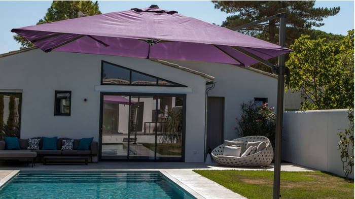 Parasol De Jardin Proloisir