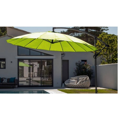 parasol de jardin proloisir. Black Bedroom Furniture Sets. Home Design Ideas
