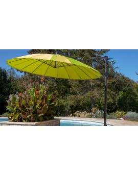 Parasol Pagode luxe 300