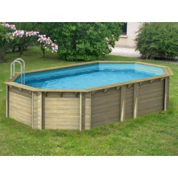 Piscine bois tropic a z piscine for Piscine tropic octo 414