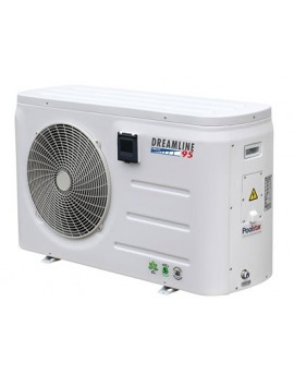 Pompe à chaleur Poolex DreamLine 9.05 kW Mono 40-70m3