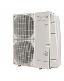 Pompe à chaleur Climexel MPI 32 kW Tri 208m3