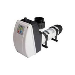 Réchauffeur électrique Aqua-line 9 kW incoloy 825