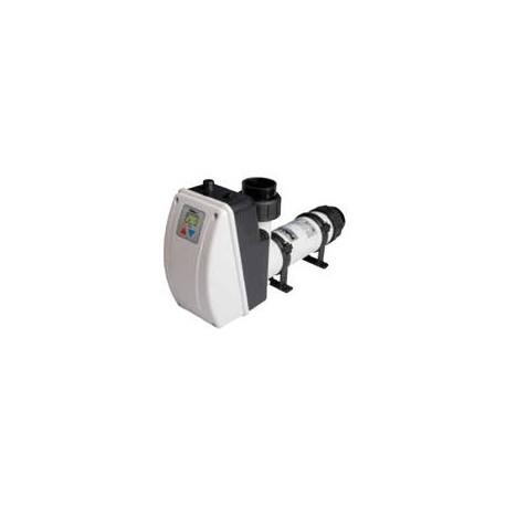 Réchauffeur électrique Aqua-line 15 kW titane