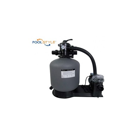 Platine de filtration poolstyle 11m3 h a z piscine for Platine de filtration piscine
