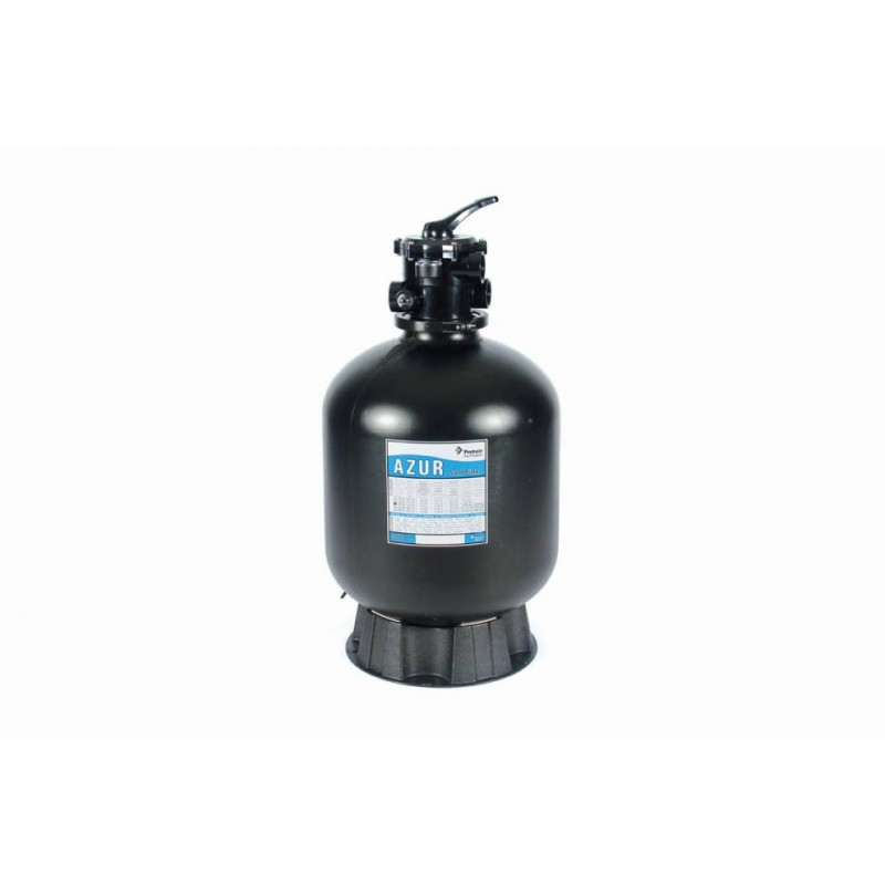 Platine de filtration azur 9m3 h a z piscine for Platine de filtration piscine