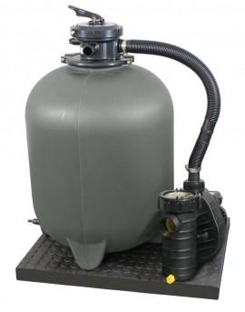 Platine de filtration Shot 8m3/h