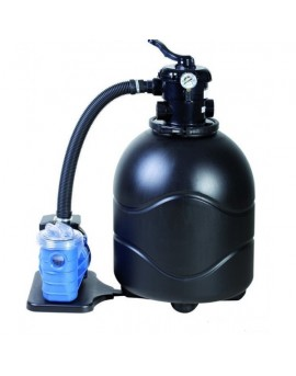 Platine de filtration Interplast Black 6m3/h