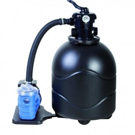 Platine de filtration Interplast Black 8m3/h