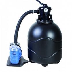 Platine de filtration Interplast Black 10m3/h