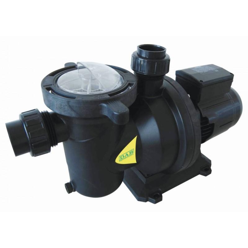Pompe de filtration swim kw mono 10m3 h a z piscine for Pompe piscine 10m3