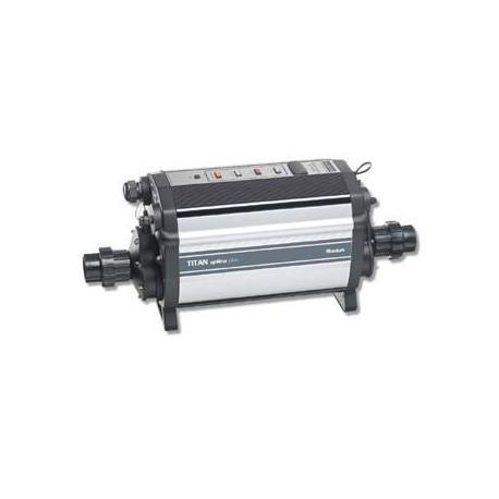 Réchauffeur Thermique Optima 120 kW Titane Tri 400V
