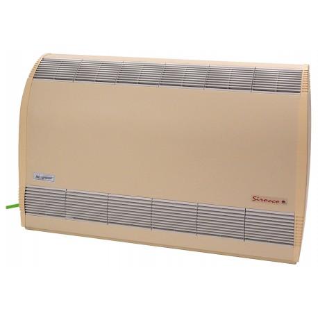 Déshumidificateur Zodiac Sirocco 80 mono option chauffage électrique