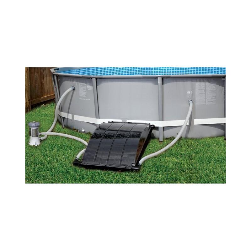 Chauffage capteur solaire solar arc a z piscine for Chauffage solaire piscine