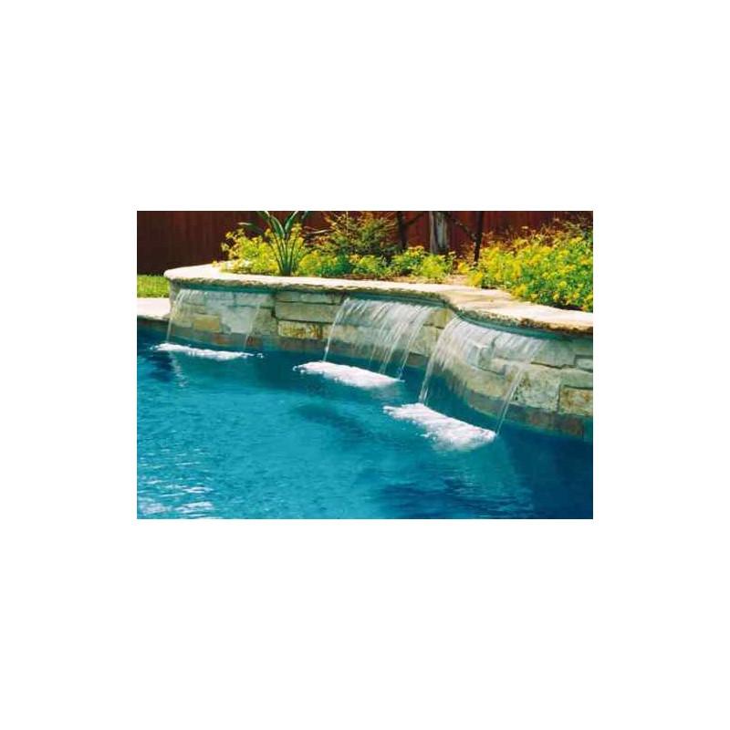 Cascade d 39 eau magicfalls 48 cm l 39 unit a z piscine for Cascade d eau piscine