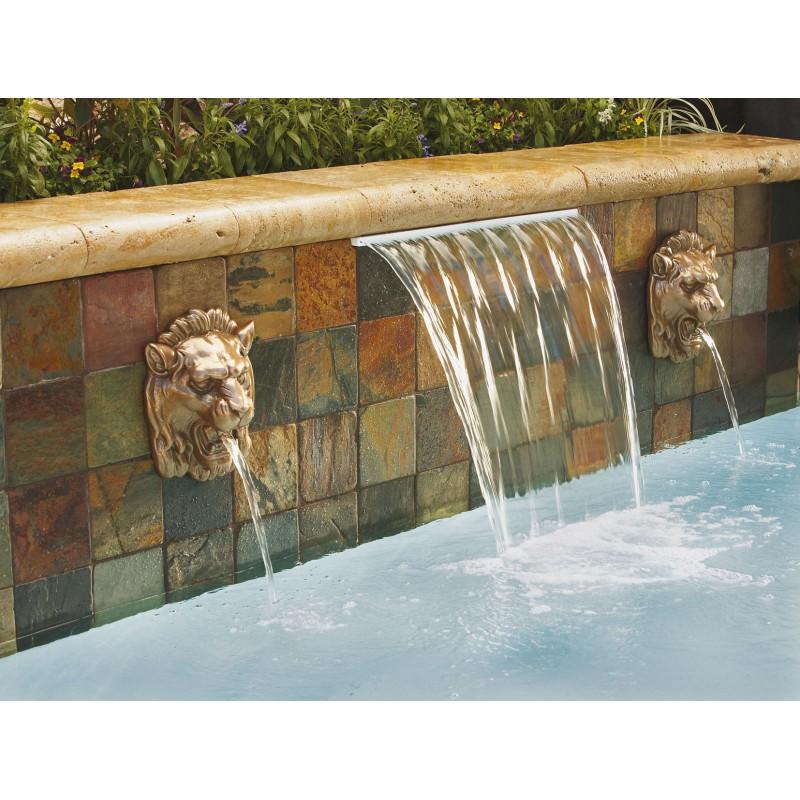 Cascade d 39 eau magicfalls 93 cm l 39 unit a z piscine for Cascade d eau piscine