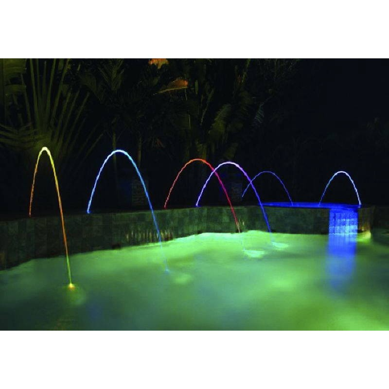 Arcs d 39 eau lumineux magicstream laminar led l 39 unit a for Piscine x eau cognac