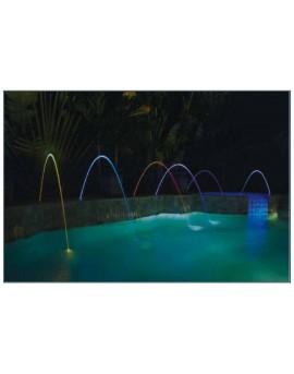 Arcs d'eau lumineux Magicstream Laminar LED