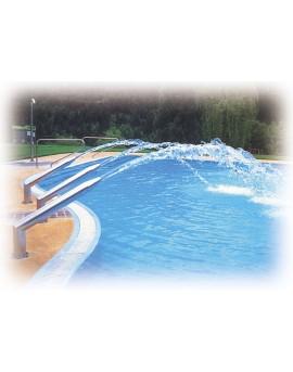 Fontaine canon à eau Ø 114 x H 750 40m3/h