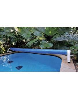 Enrouleur de bâche à bulles Apollo pour piscine jusqu'à 3.50 m de large