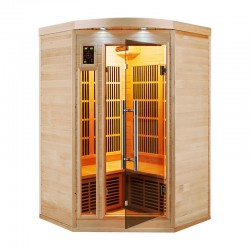 Sauna Infrarouge APOLLON - 2/3 Places
