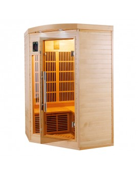 Sauna Infrarouge APOLLON - 2/3 Places