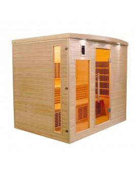 Sauna Infrarouge APOLLON - 4/5 Places