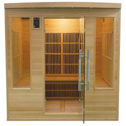 Sauna Infrarouge APOLLON Club - 5 Places
