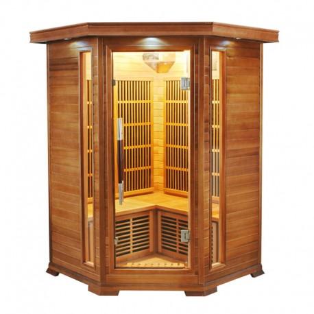 Sauna Infrarouge LUXE - 2/3 Places