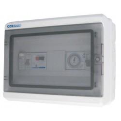 Coffret électrique Panorama filtration ou balai PA-20 (sans disjoncteur)