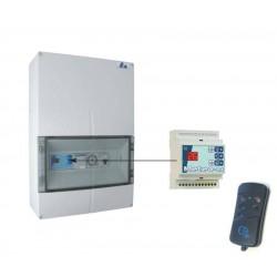 Coffret électrique Jumbo avec disjoncteur électronique CP370MRI