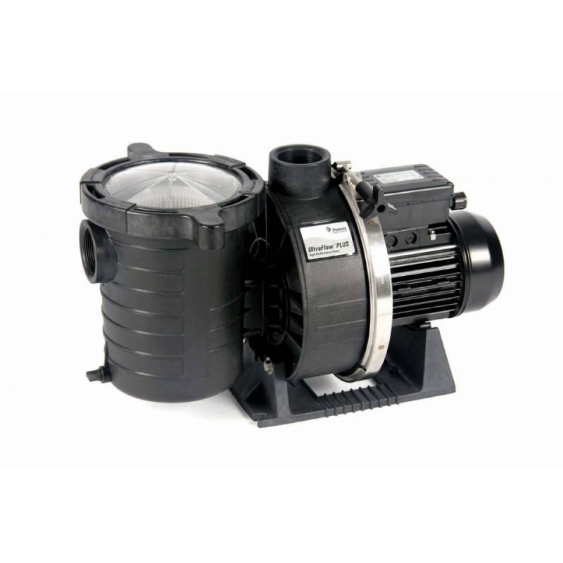 pompe de filtration pentair ultraflow plus 16m3 h compatible eau saline 1 cv tri a z piscine. Black Bedroom Furniture Sets. Home Design Ideas
