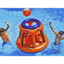 Jeu basket gonflable GIANT SHOOT BALL