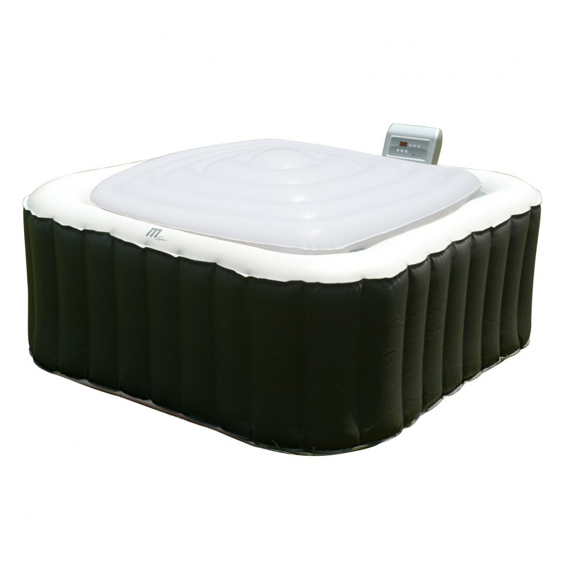Couvercle gonflable pour spa 6 places a z piscine for Astral piscine france