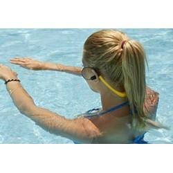 Écouteur mp3 waterproof 12 cm x 13 cm  x 3 cm