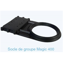 Platine de filtration Magic 400 EH Gris 6m3/h