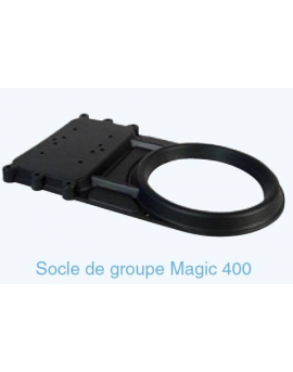 Platine de filtration Magic 400 Bleu 6m3/h