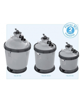 Platine de filtration Magic MGI 400 6m3/h