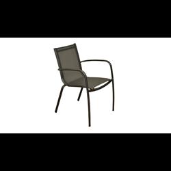 Lot de 2 fauteuils empilables Linea