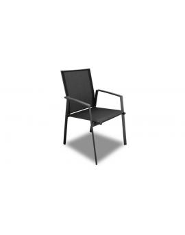 Lot de 2 fauteuils empilables Palma