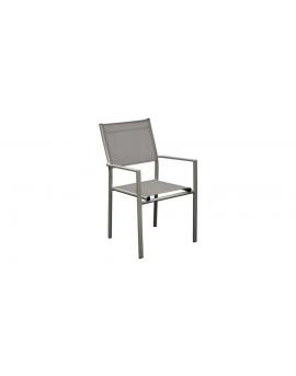 Lot de 6 fauteuils empilables Thema