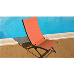 Lot de 2 lounges summer