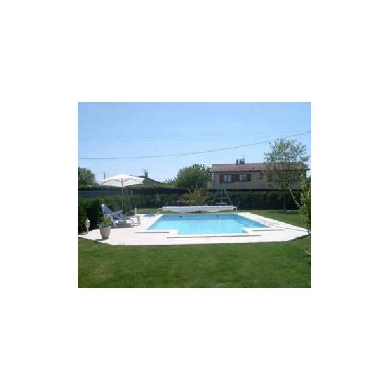 Piscine en kit for Prix piscine 12x6