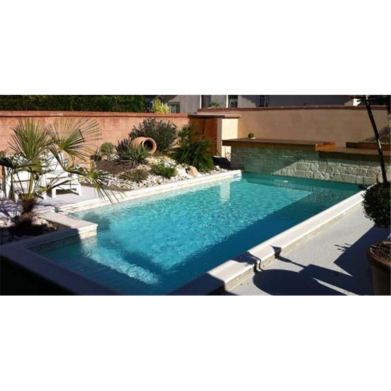 Piscine en kit for Piscine bois 9x4